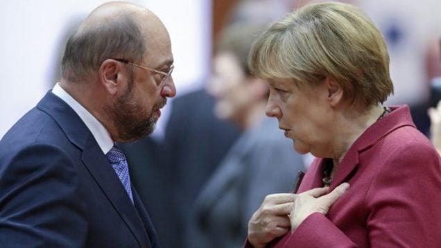 Martin Schulz to take on Angela Merkel in German elections