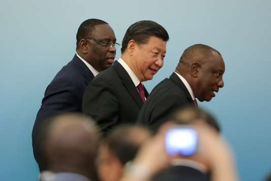 China-Africa Summit in Beijing