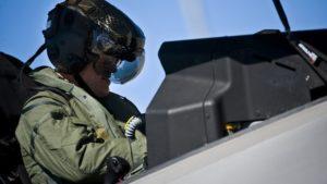 F-35 pilot